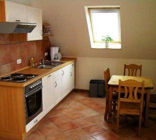 Küchenbeispiel Haus1 Ferienwohnungen Hass