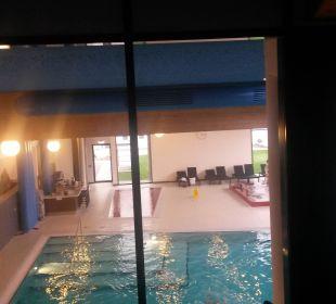 Schwimmbad Carat Golf & Sporthotel Residenz