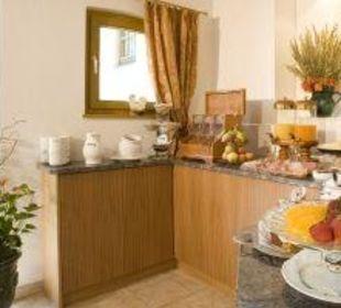 Restaurant/Buffet Hotel Garni Sallerhof