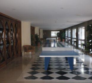 Tischtennis Hotel Valentin Sancti Petri
