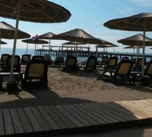Pro Doppelliege - 1 Sonnenschirm Gloria Verde Resort