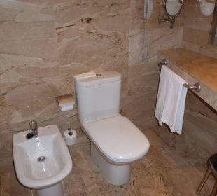 Badezimmer Hotel H10 Marina Barcelona