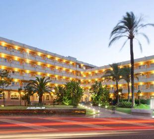 Entrance  Hotel JS Alcudi Mar