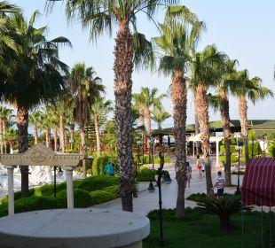 Gartenanlage Oz Hotels Incekum Beach