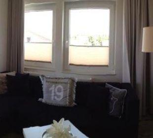 Wohnzimmer Suite 14 Hotel Tide42