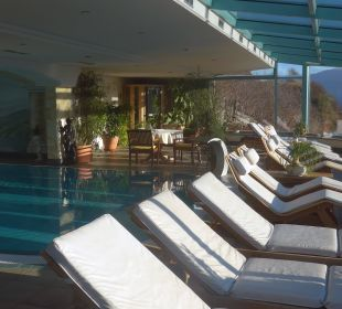 Wellnessbereich Berglandhotel Untertheimerhof