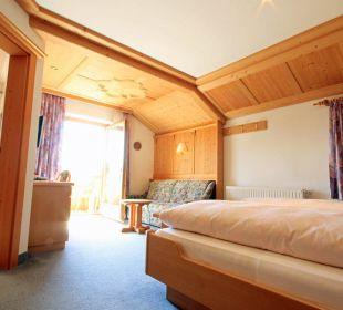 Zimmer mit Balkon Pension Maria
