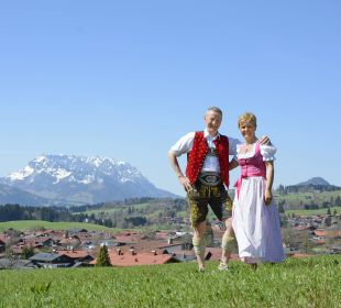Ihre Gastgeber Christa und Michael Neumaier Ferienwohnungen Neumaier