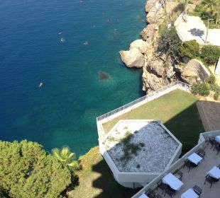 Meerblick Hotel Divan Antalya Talya