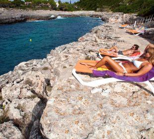 Sunbathing  JS Hotel Cape Colom