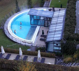 Schwefelpool Lenkerhof gourmet spa resort