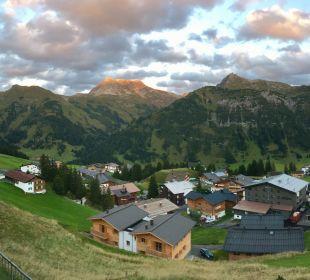 Ausblick Hotel Goldener Berg