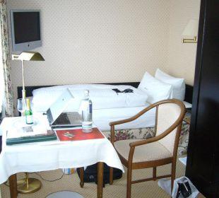 Einzelzimmer Romantik Hotel Bösehof