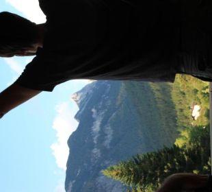 Der Berg ruft Leutasch Landhaus Karoline Wohlfühl-Ferienwohnungen