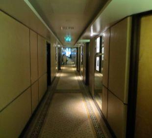 Flur Sheraton Hotel & Resort Abu Dhabi