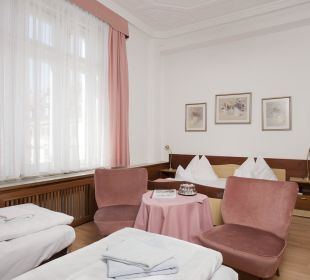 Vier-Bett-Zimmer Pension Neuer Markt