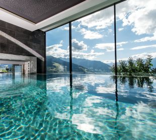 Infinity Pool Alpin & Relax Hotel Das Gerstl