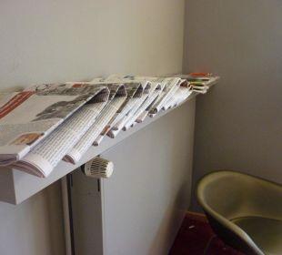Div. Zeitungen zur Auswahl