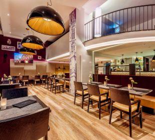 Frühstücksraum CityClass Hotel Residence