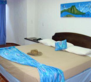 Duży, przestronny Hotel Isla Caribe Beach
