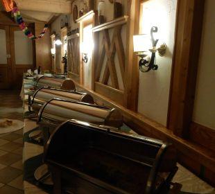 Buffet Hotel Kehlbachwirt