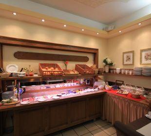 Frühstücksbuffet Hotel Weinhaus Mayer