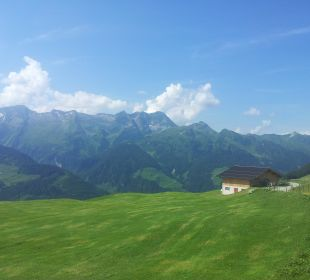 Sommer in Gerlos Alpenrose Hotel-Pension