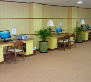 Internet und Leseraum Hotel Cordial Mogán Playa