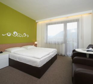 Doppelzimmer Komfort Hotel Ladurner