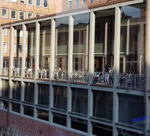 Restaurant AMERON Hotel Speicherstadt Hamburg