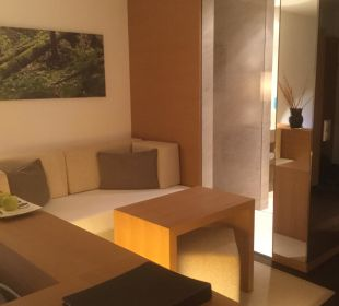 Wohnzimmer Hotel Tauern Spa Zell am See-Kaprun