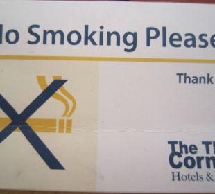 Nichtraucherbereiche
