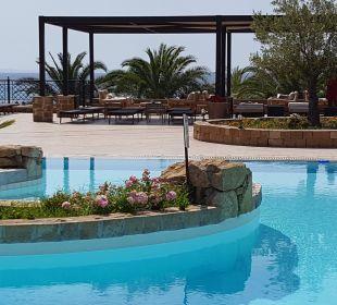 Tolle Poolanlage Anthemus Sea Beach Hotel & Spa