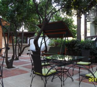 Sitzgelegenheiten Aspen Hotel