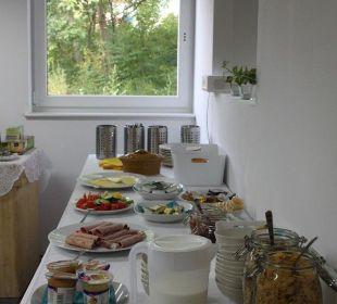 Frühstücksbuffet Qbe Hotel Heizhaus Berlin