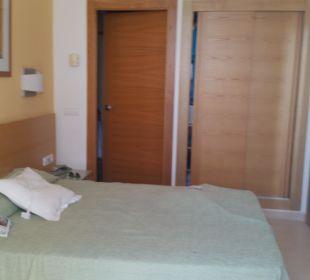 Einzelzimmer  Fiesta Hotel Milord