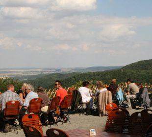 Terrassencafe AKZENT Berghotel Rosstrappe