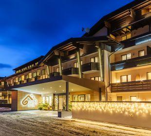 Außenansicht Hotel Gartnerkofel