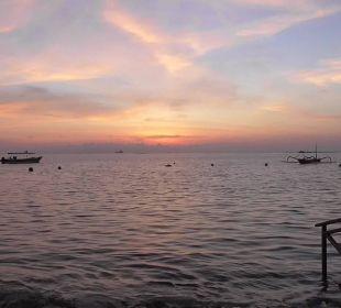 Sonnenaufgang COOEE Bali Reef Resort