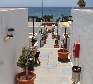Richtung Strand Bungalows & Appartements Playamar
