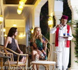 Café maure Hotel El Mouradi Palm Marina