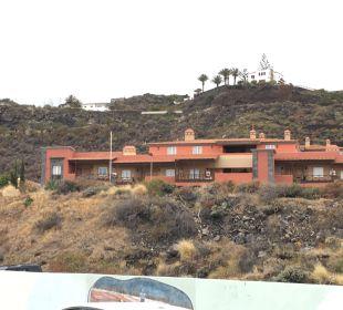 Außenansicht Aparthotel El Cerrito