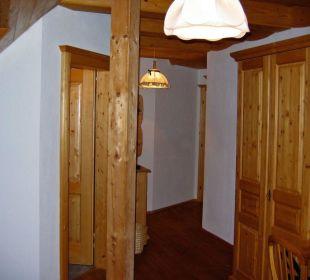 Geräumige Zimmer im Dorferhof