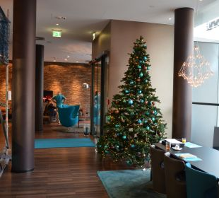 Lobby Motel One Nürnberg-City
