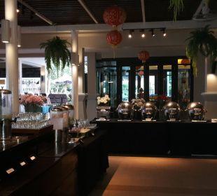 Frühstück La Flora Resort & Spa