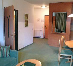 Wohnbereich  Kinderhotel SEMI