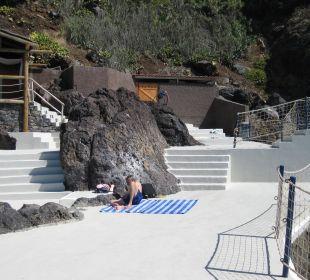 Badeplattform Galo Resort Galosol