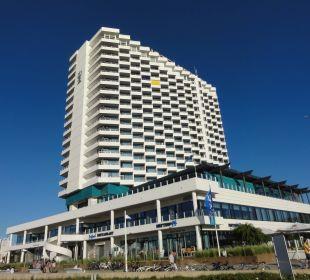 Westseite Hotel Neptun