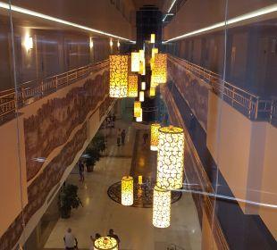 Lobby Crystal Tat Beach Golf Resort & Spa