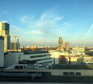 Von Prestige Panoramic Suite Nr. 1110  Hotel Sofitel Berlin Kurfürstendamm